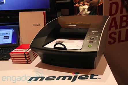 Impresora Memjet